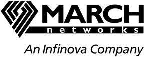 March Networks logo home page