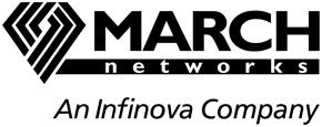 March Networks logo partner