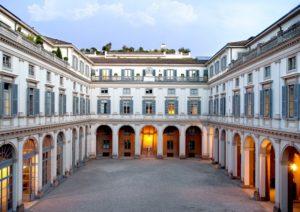 Read more about the article Realizzato impianto multimediale presso Palazzo Serbelloni, MILANO